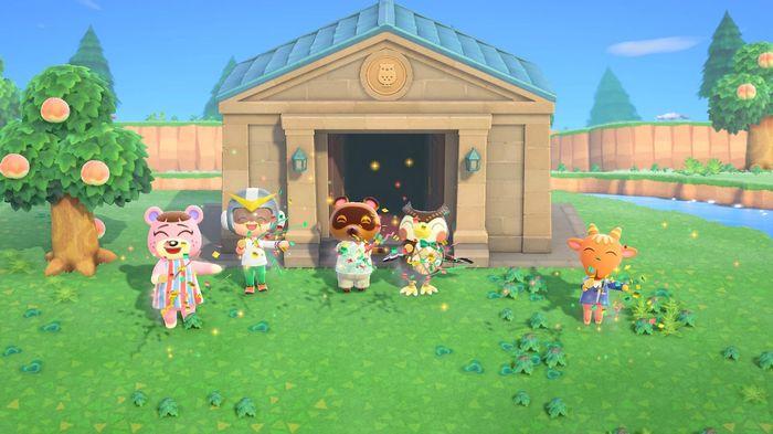 Animal Crossing New Horizons 2.0 update