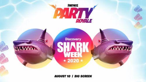 tiger shark king fortnite premiere party royale 2020 1