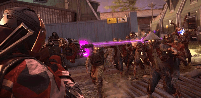 Call of Duty Zombies Firebase Z Easter Eggs Weapons