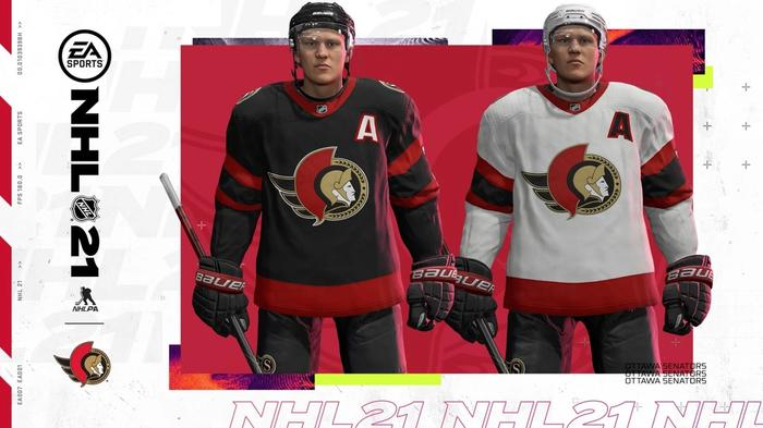 NHL 21 Update 1.4.0 patch notes release date jerseys bug fixes chel
