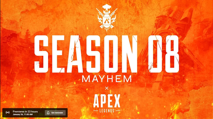 Apex Legends Season 8 Gameplay Trailer Fuse 30-30 Repeater Kings Canyon
