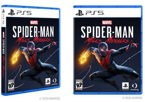 PS5 Box design 1