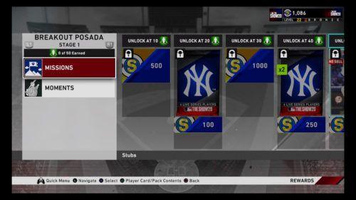MLB The Show 20 Diamond Dynasty Jorge Posada rewards