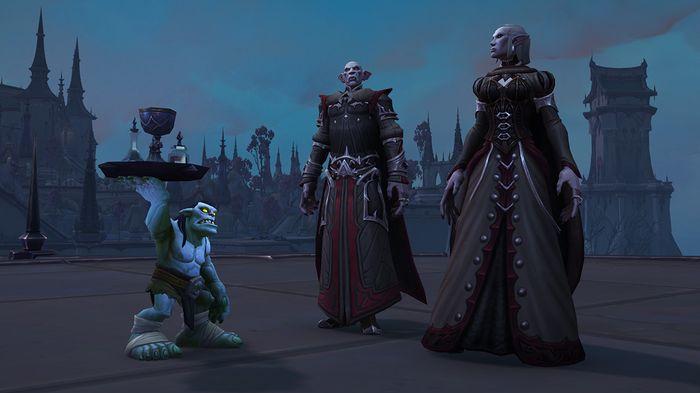 World of Warcraft Shadowlands release date Venthyr