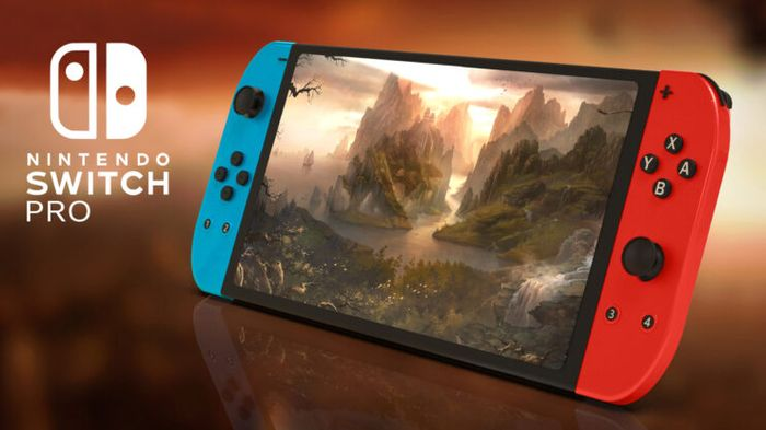 RUMOURED: While not officially announced, a Switch Pro is expected to release.