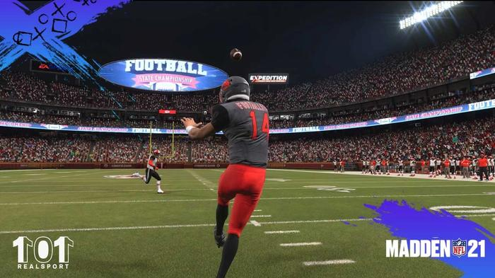 Madden 21 servers down November Title Update Patch Notes MUT Franchise The Yard Gameplay Interceptions Fumbles QB Draw