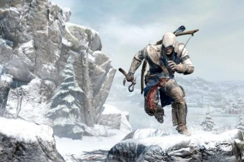 assassins creed 3 tomahawk axe weapon