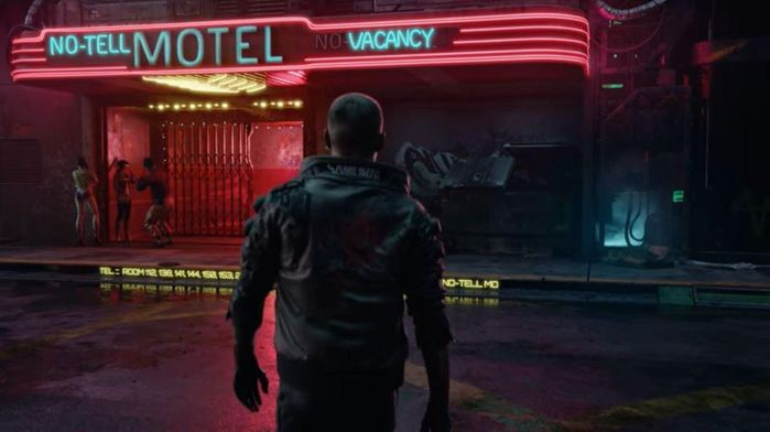 Cyberpunk 2077 Meredith Stout No-Tell Motel Romance Missions