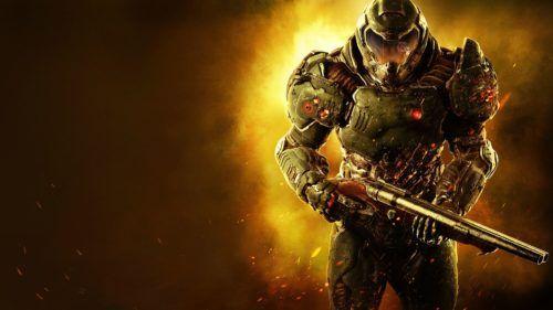 Doom (2016) cover