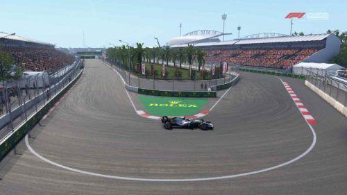 F1 2020 Vietnam turn 11