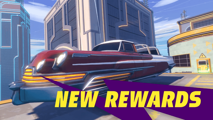 Knockout City Season 2 Fight at the Movies New Content Map Gear REwards Ball Playlists