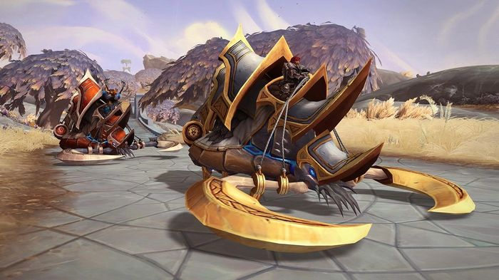 Shadowlands PVP Season 2 Gorm mount