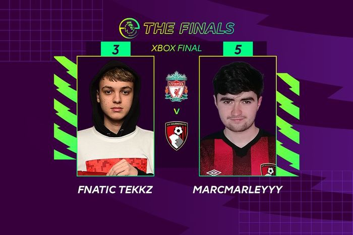 liverpool bournemouth epl xbox final