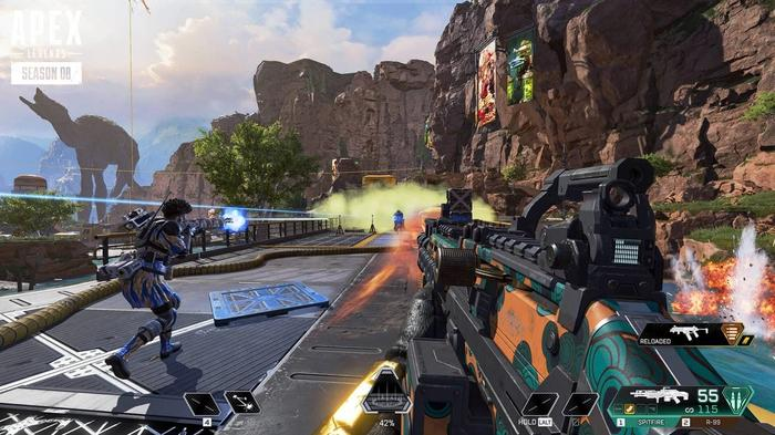 Apex Legends Season 8 gameplay patch notes