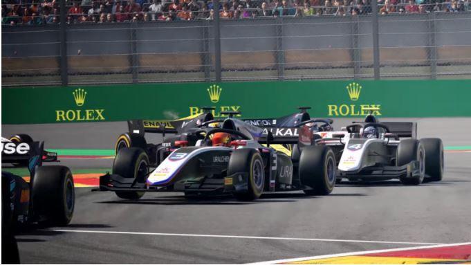 F2 F1 2020 Spa