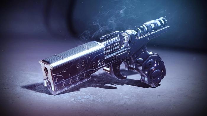 Destiny 2 Season 14 Season of the Splicer Cryosthesia 77k Exotic Stasis Sidearm
