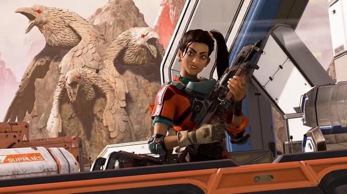 Apex Legends Chaos Theory Event Skins Rampart