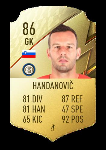 FIFA 22 Samir Handandovic