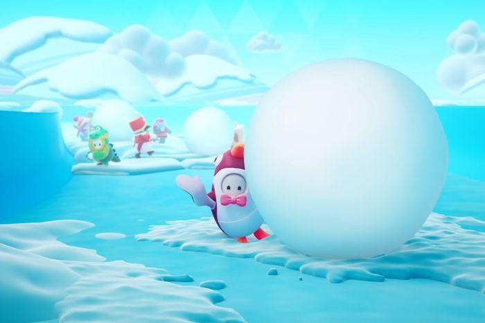 Fall Guys Season 3 Snowball