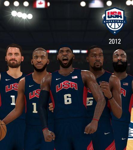 US Men 2012