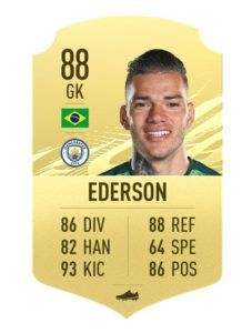 Ederson FIFA 21