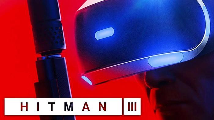 Hitman 3 Virtual Reality VR Key Art