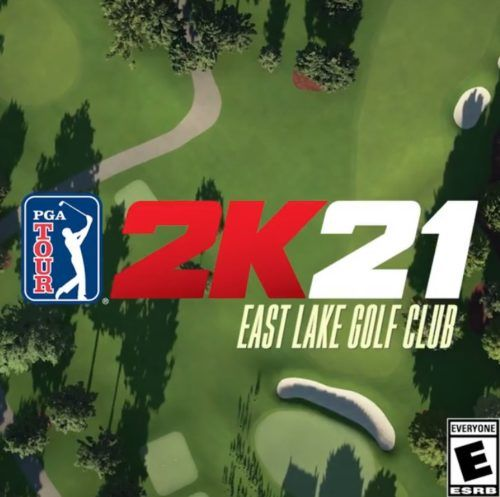 PGA Tour 2K21 East Lake Golf Club 1