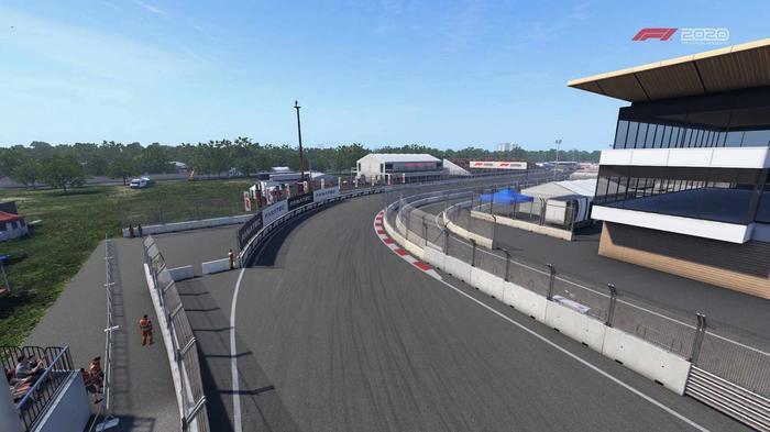 F1 2020 Vietnam turn 22