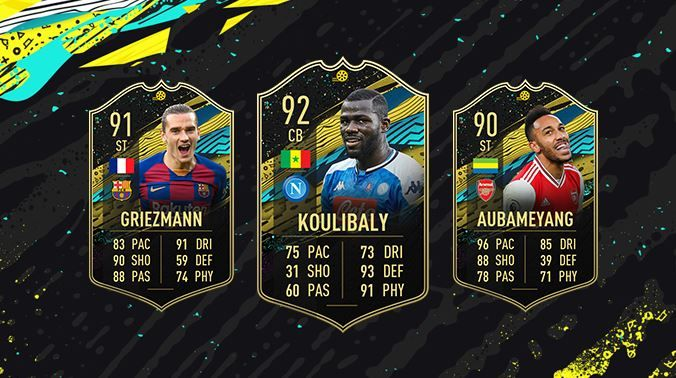 fifa 20 totw moments 6 featured cards