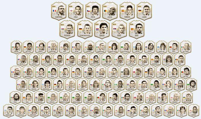 fifa 21 all icons fut 100 1