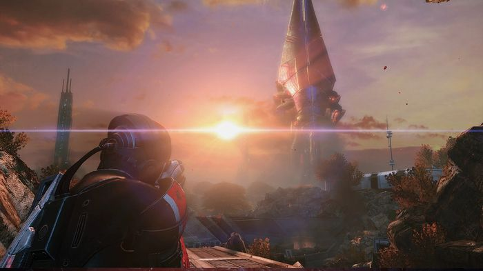 Mass Effect Legendary Edition Changes Shephard Reaper
