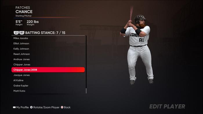 MLB The Show 21 Batting Hitting Guide Controls Batting Stances