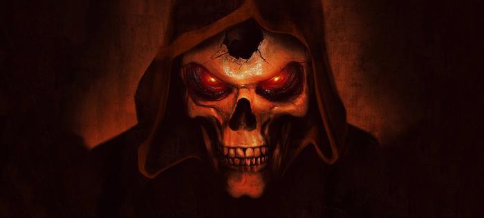 BlizzCon 2021 Start Diablo 2 Remake Key Art Fan Made