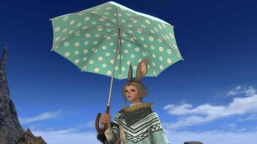 FF14 5.41 Patch new fashion accessories