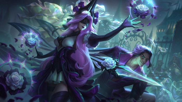 Withered Rose Syndra - Withered Rose Talon