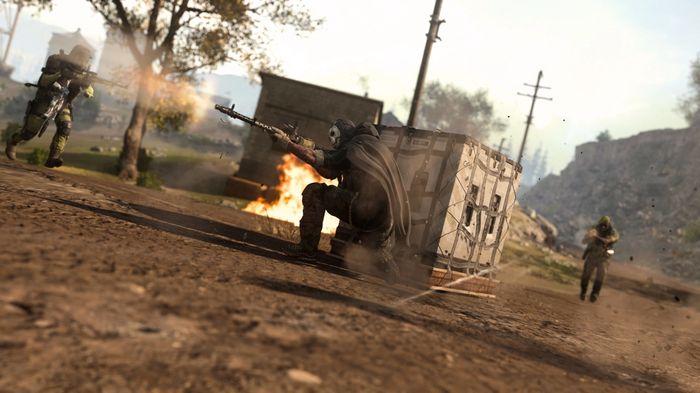 Warzone loadouts Ghost fight