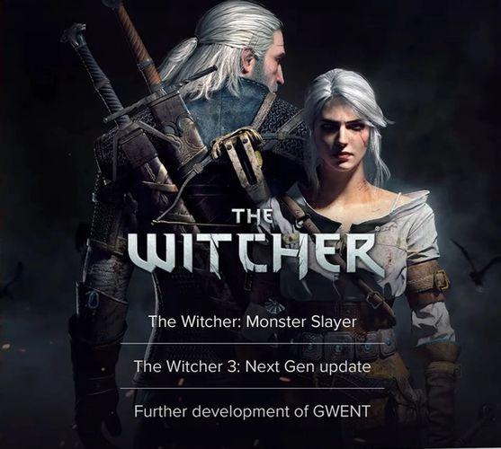 CD Projekt Red The Witcher Monster Slayer Next Gen Strategy Update Roadmap