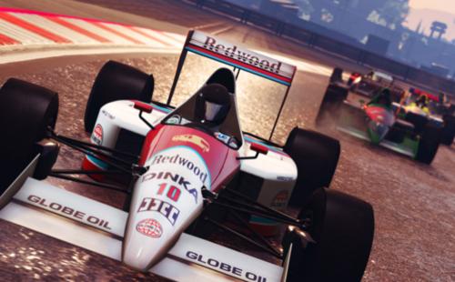 gta online open wheel f1 2020