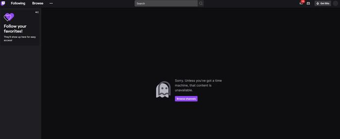 Twitch Down after Fortnite Galactus Event Servers Disconnection Cant Log In