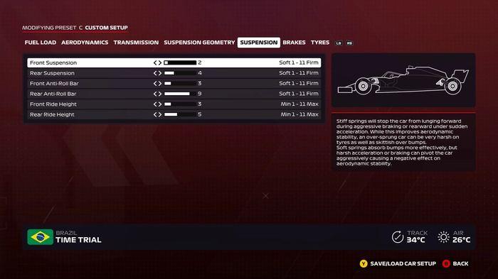 F1 2020 Brazil suspension
