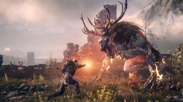 PS Now June 2021 The Witcher 3