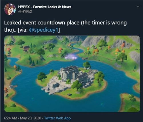 FN Event Countdown