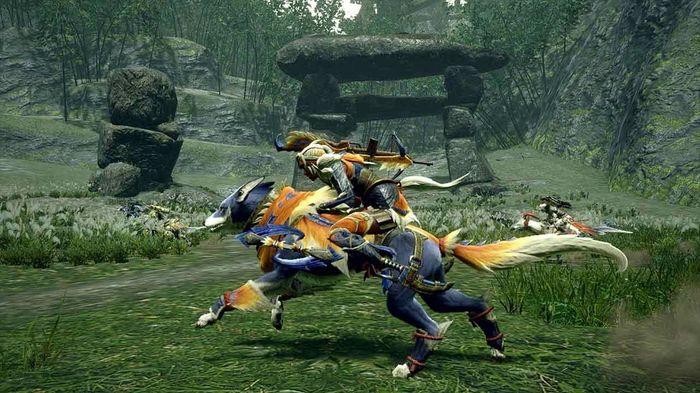 Monster Hunter Rise PC Mount