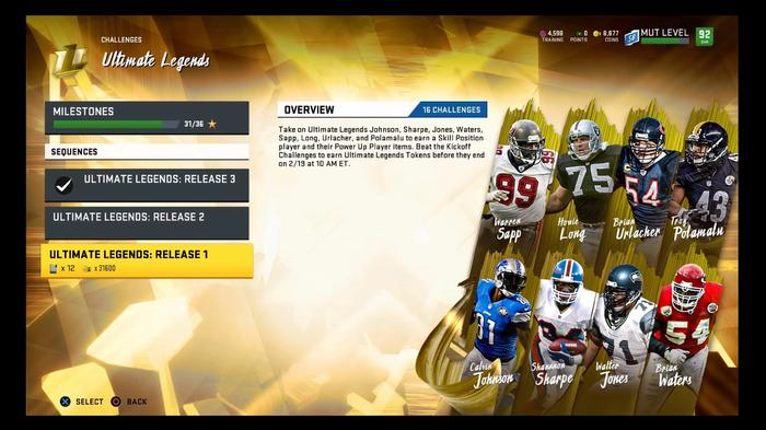 mut ultimate legends players solos