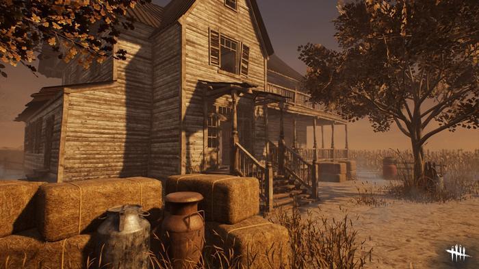Dead by Daylight Farmhouse update