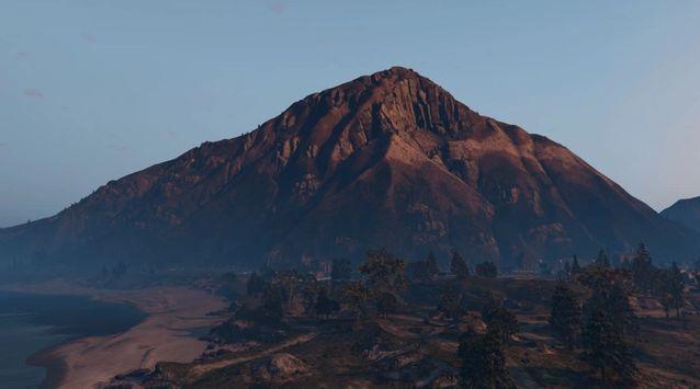 GTA - جبل لوس سانتوس