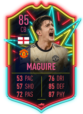 Maguire ones to watch 85 fut 1