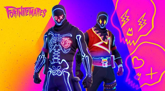 fortnitemares party trooper outfit