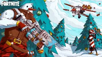 Leaked Christmas Skins 2021 Fortnite Unreleased Christmas Skin Leaked In Video Operation Snowdown Winterfest 2020 Snowball Launcher Controversial Vehicle Returning