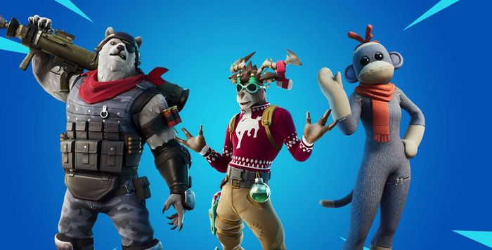 Here Are All Fortnite's Awesome New Leaked Christmas Skins